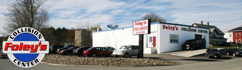 Foleys Collision